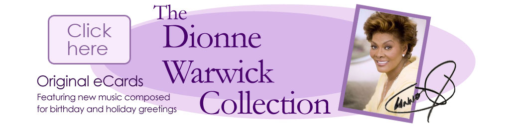 Dionne Warwick ecards