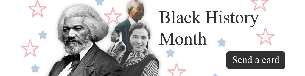 Black History Month ecards