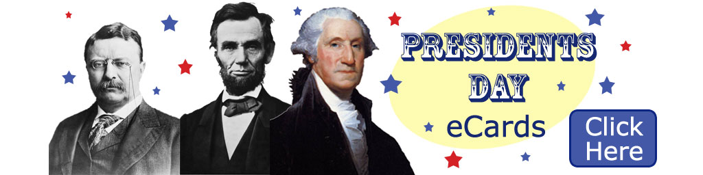 Presidents Day ecards