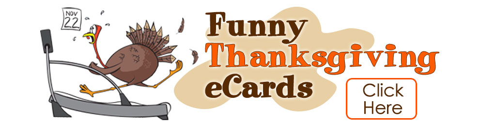 Funny Thanksgiving ecards