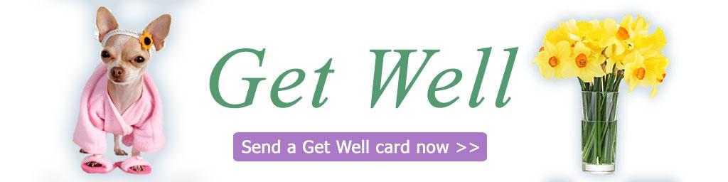 Get Well ecards