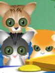 Kitties Breakfast In Bed Birthday
