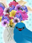 Bluebirds Birthday
