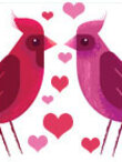 Anniversary Birds to a Couple