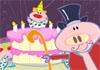 Pig Circus Birthday