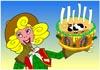 Cowgirl Sue Happy Birthday E-card