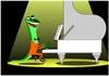 Lizard Congratulations free