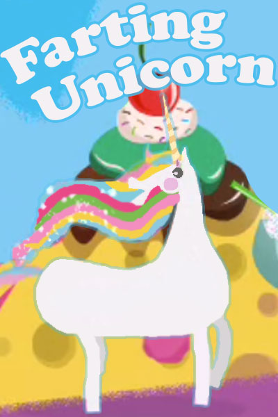 Sparkling Birthday Unicorn Toot