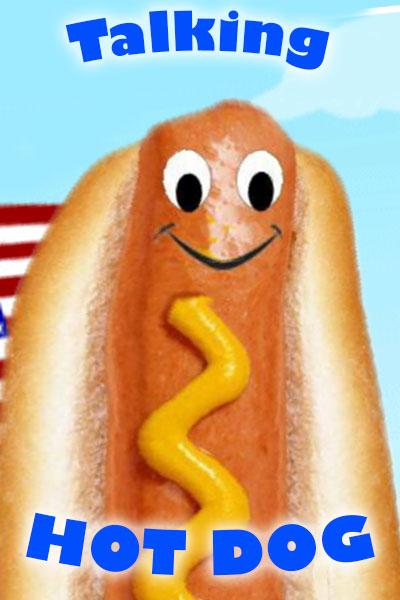 Talking Hot Dog