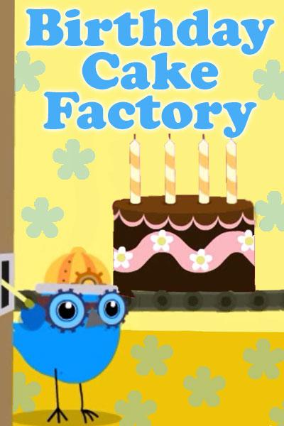 Birthday Cake Factory