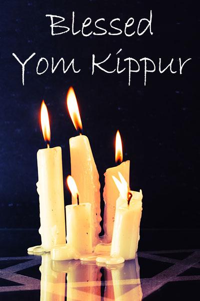 Blessed Yom Kippur