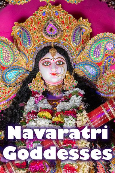 Navaratri Goddesses