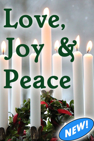 Love, Joy & Peace