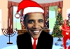 Holiday Obama Rap